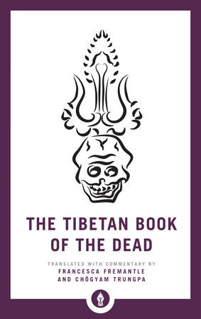 Fremantle and Trungpa Book Dead pocket cover art
