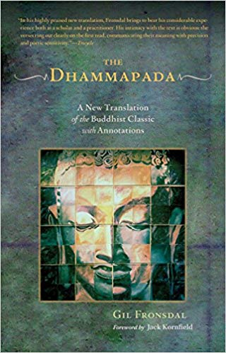 Fronsdal Dhammapada cover art
