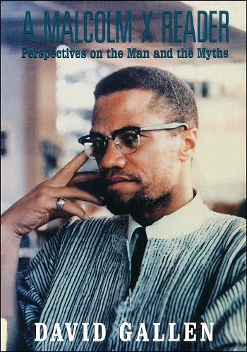 Gallen Malcolm X Reader cover art