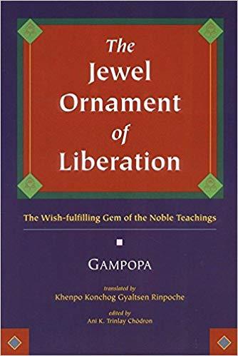 Gampopa Jewel Ornament cover art