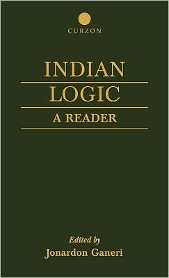 Ganeri Indian Logic cover art