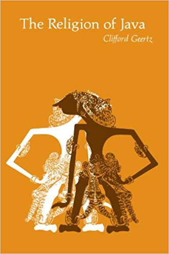 Geertz Religion of Java cover art