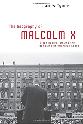 Geography of Malcolm X cover art