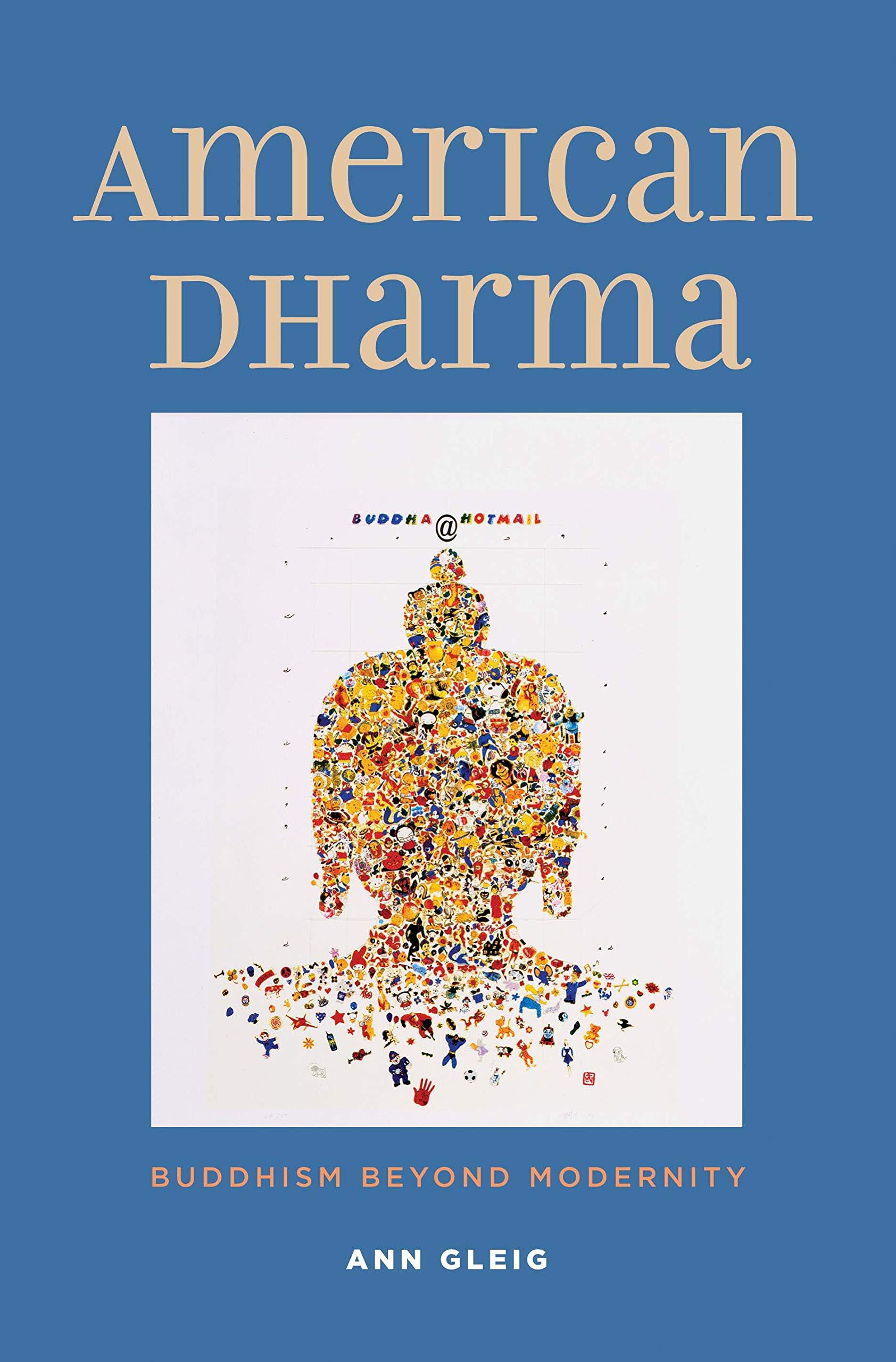 Gleig American Dharma cover art