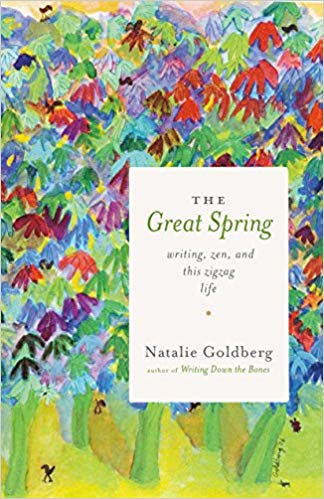 Goldberg Great Spring cover art