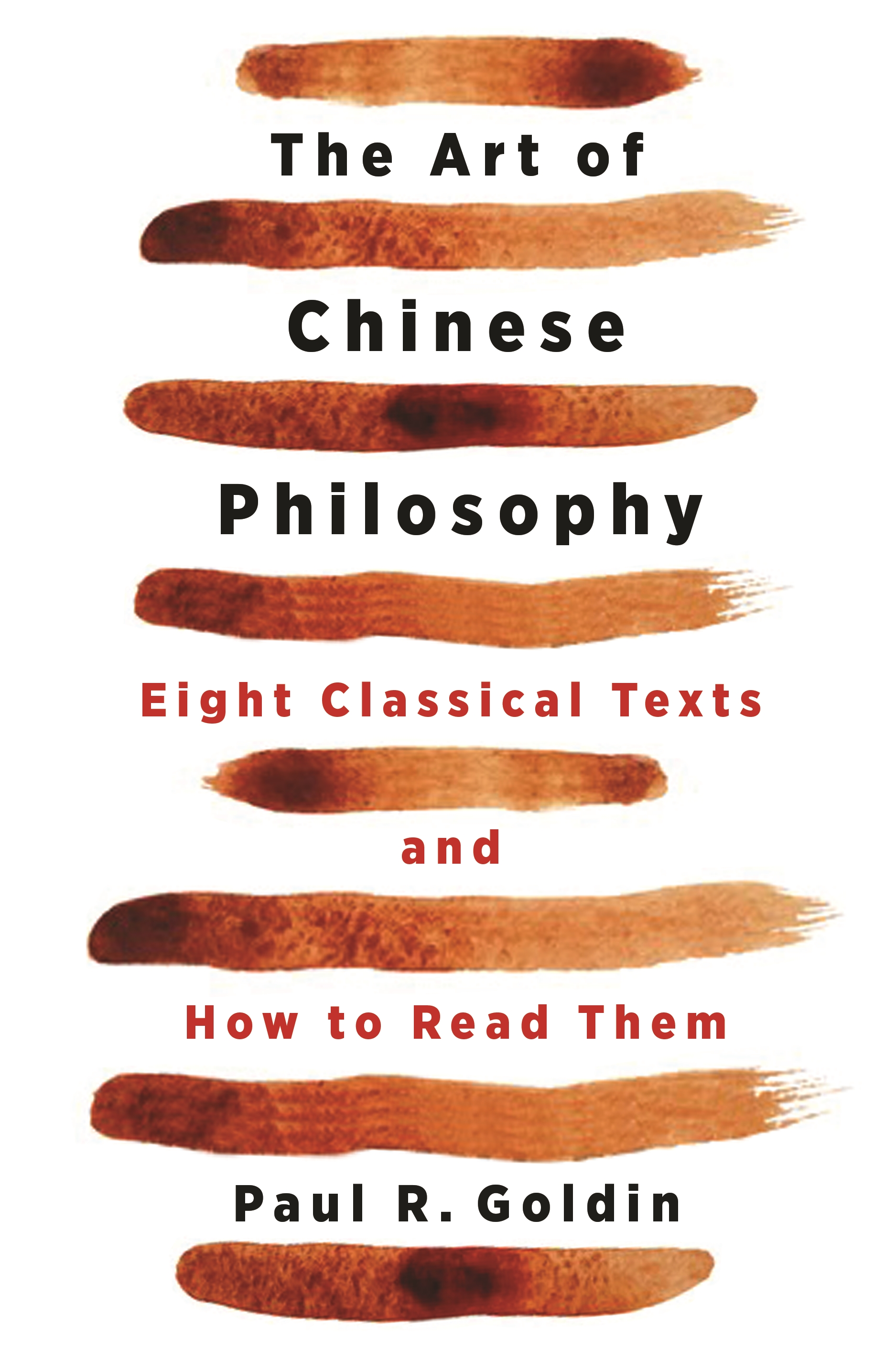 Goldin Art of Chinese Philosophy cover art