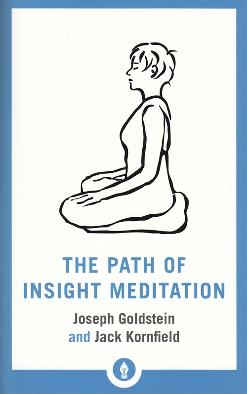 Goldstein and Kornfield Path of Insight cover art
