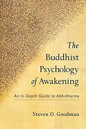 Goodman Psychology of Awakening cover art