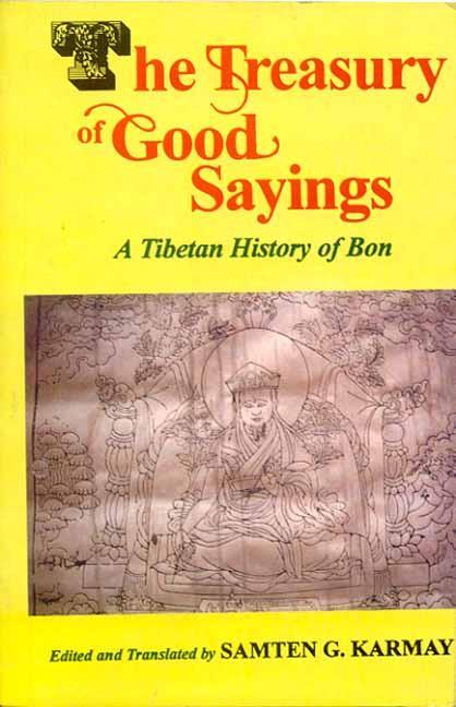 Karmay Treasury cover art