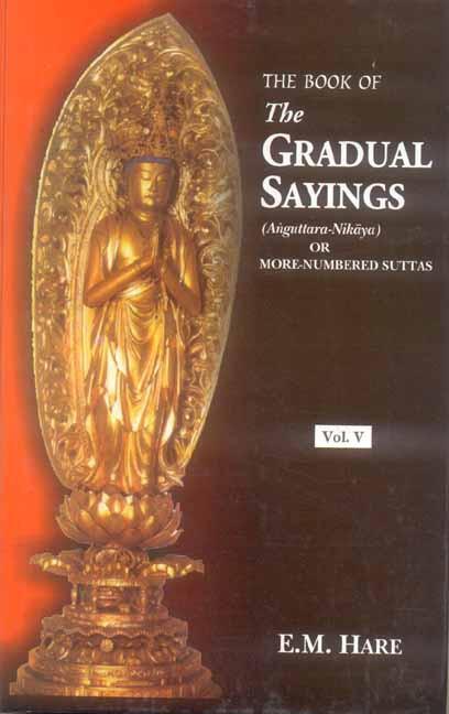 Woodward Gradual Sayings cover art