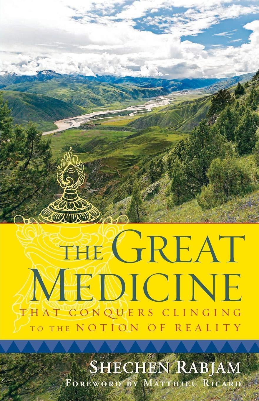 Senge and Namgyal Great Medicine cover art