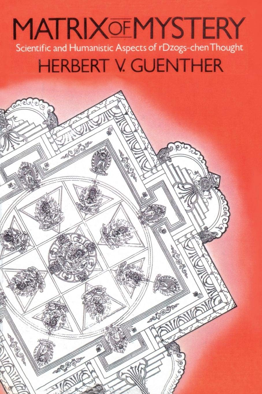 Guenther Matrix of Mystery cover art