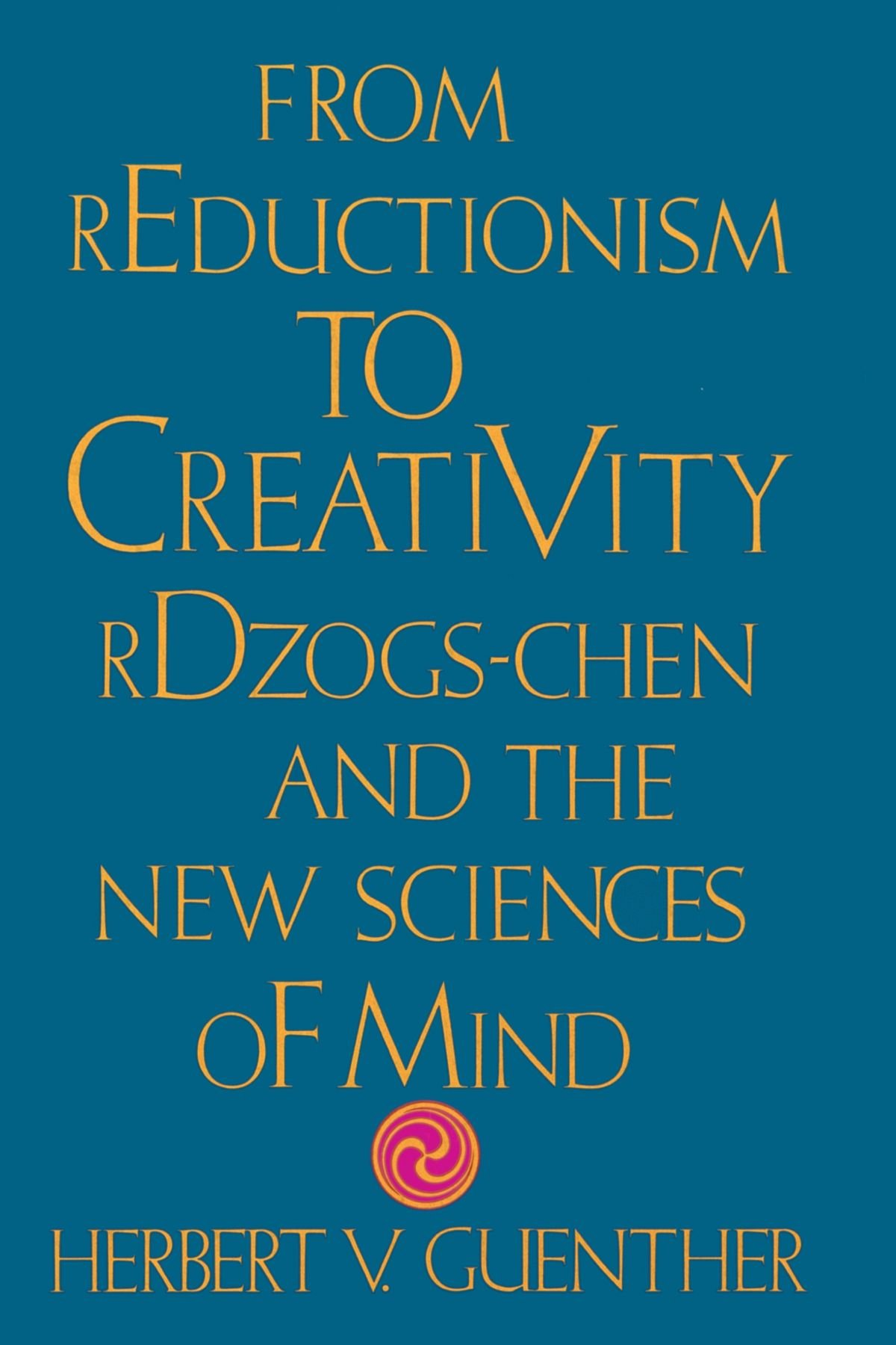 Guenther Reductionism cover art