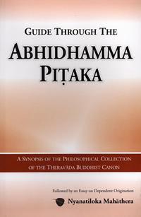 Nyanatiloka Guide Through Abhidhamma cover art
