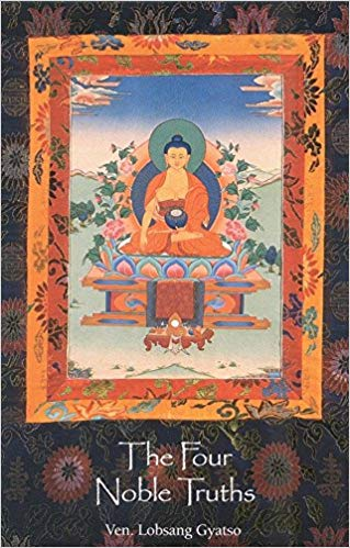 Gyatso Four Noble Truths cover art