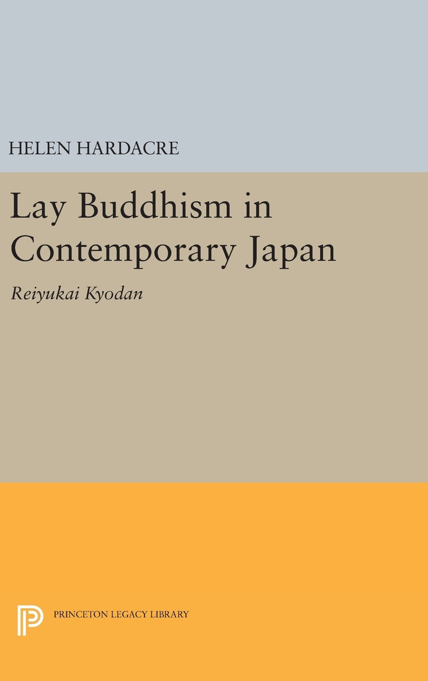 Hardacre Lay Buddhism cover art