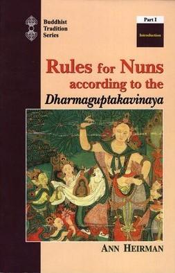 Heirman Rules for Nuns cover art