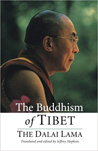 HHDL Buddhism of Tibet cover art