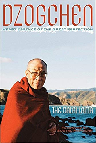 HHDL Dzogchen cover art