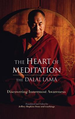 HHDL Heart of Meditation cover art