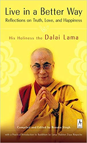 HHDL Live in a Better Way cover art