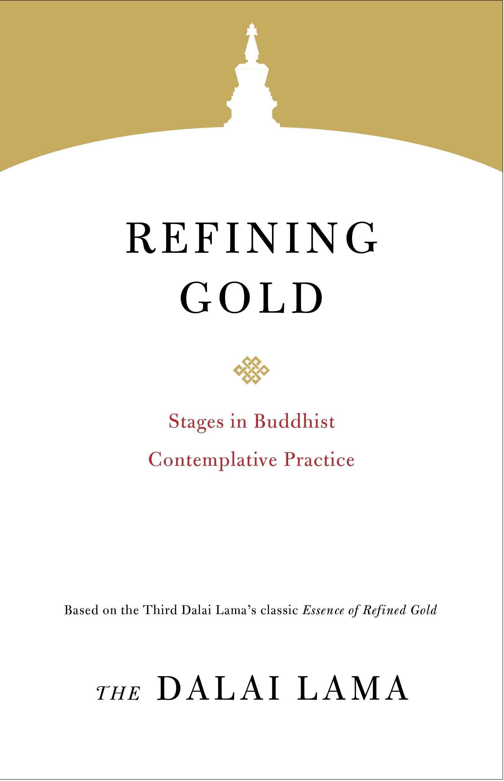 HHDL Refining Gold cover art