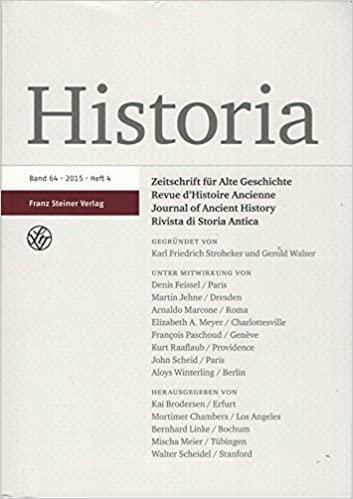Historia cover