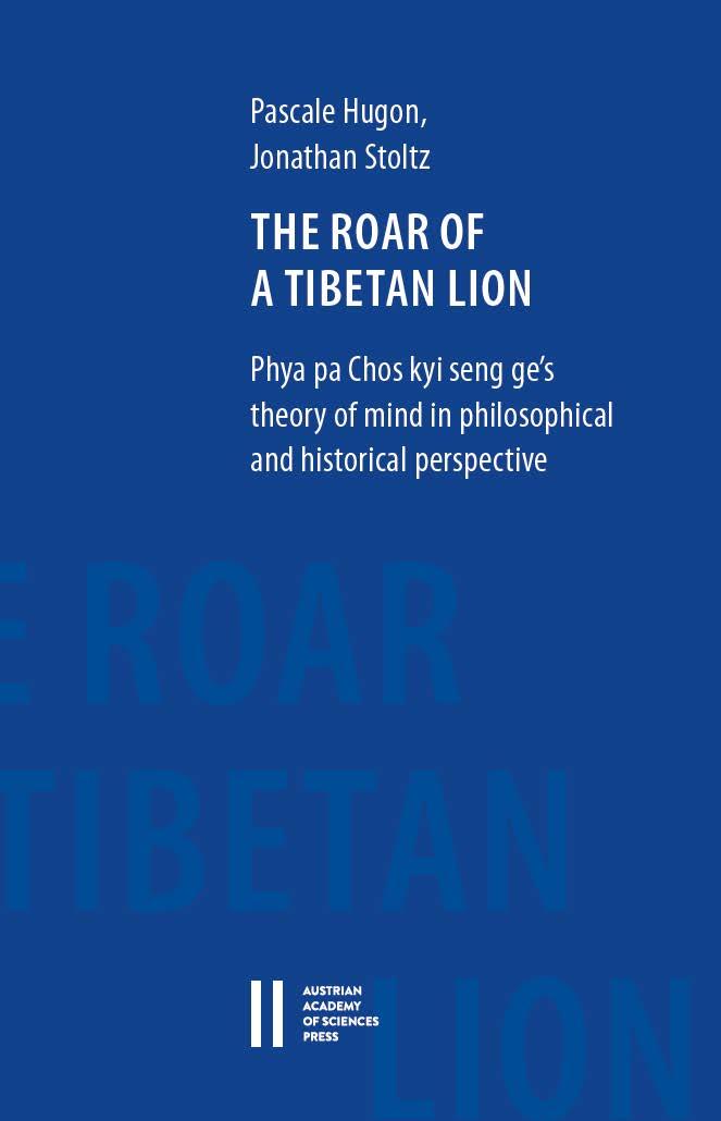 Hugon Roar of Tibetan Lion cover art