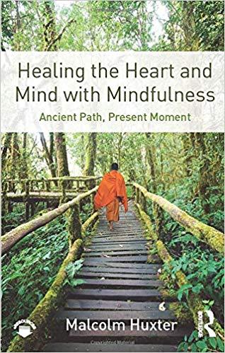 Huxter Healing the Heart cover art