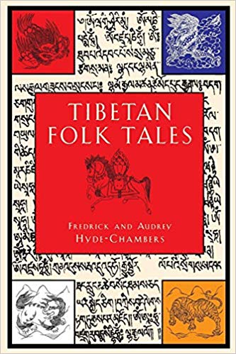 Hyde-Chambers Tibetan Folk Tales cover art