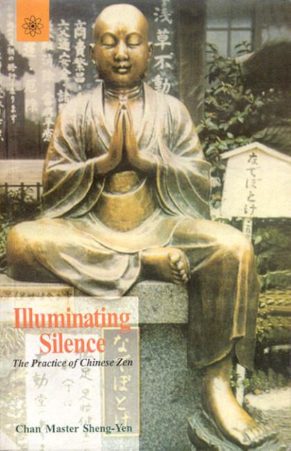 Sheng-yen Illuminating Silence cover art