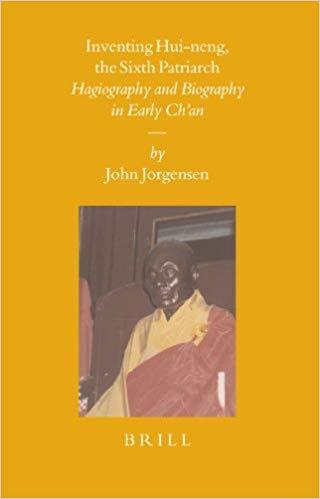 Jorgensen Inventing Hui-Neng cover art