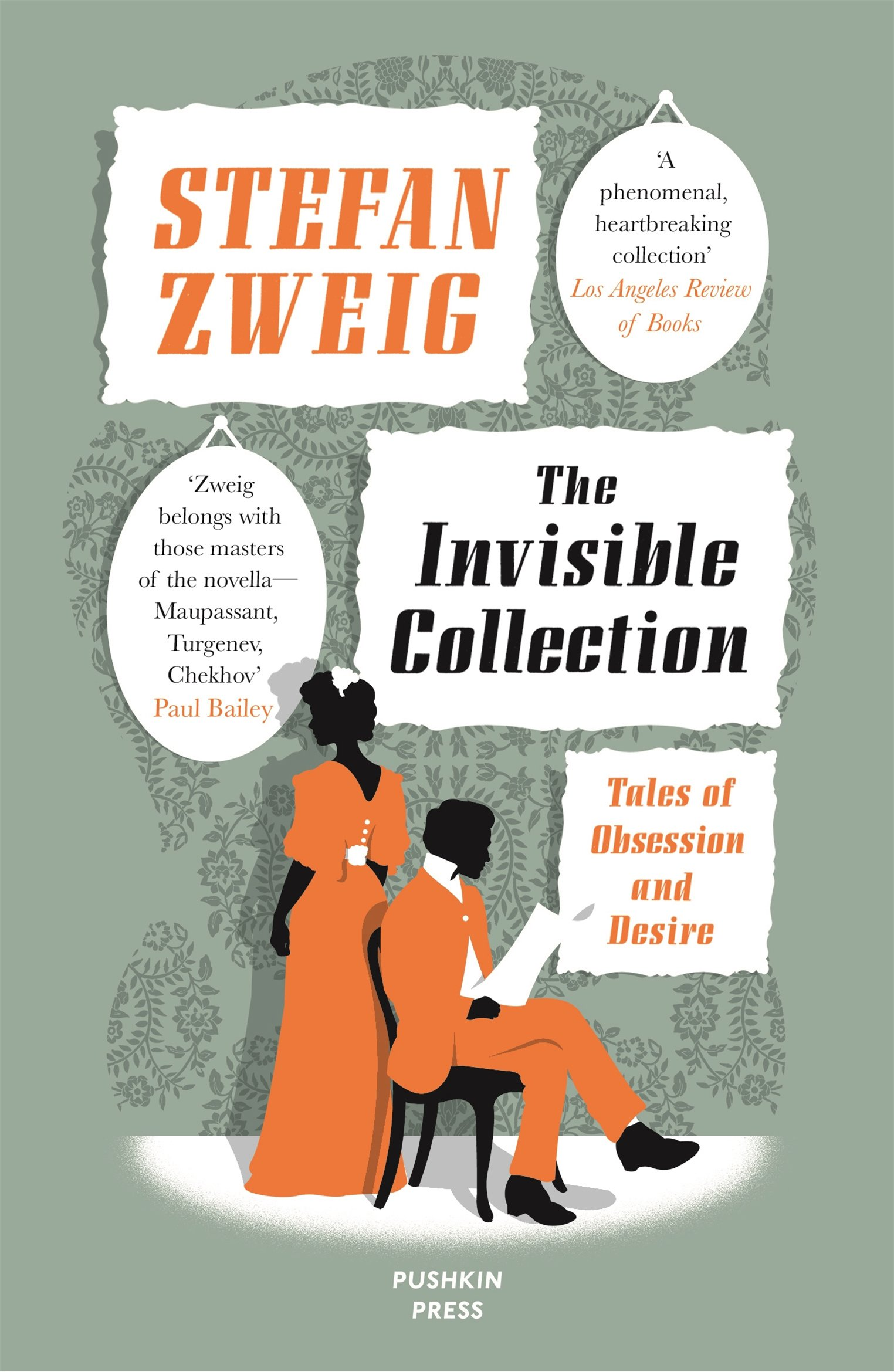 Zweig Invisible Collection cover art