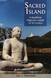 Dhammika Sacred Island cover art
