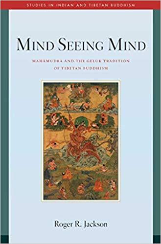 Jackson Mind Seeing Mind cover art