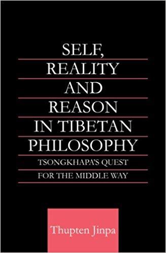 Jinpa Self Reality Reason cover art