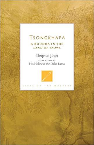 Jinpa Tsongkhapa cover art