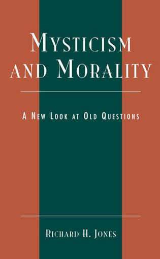 Jones Mysticism and Morality cover art