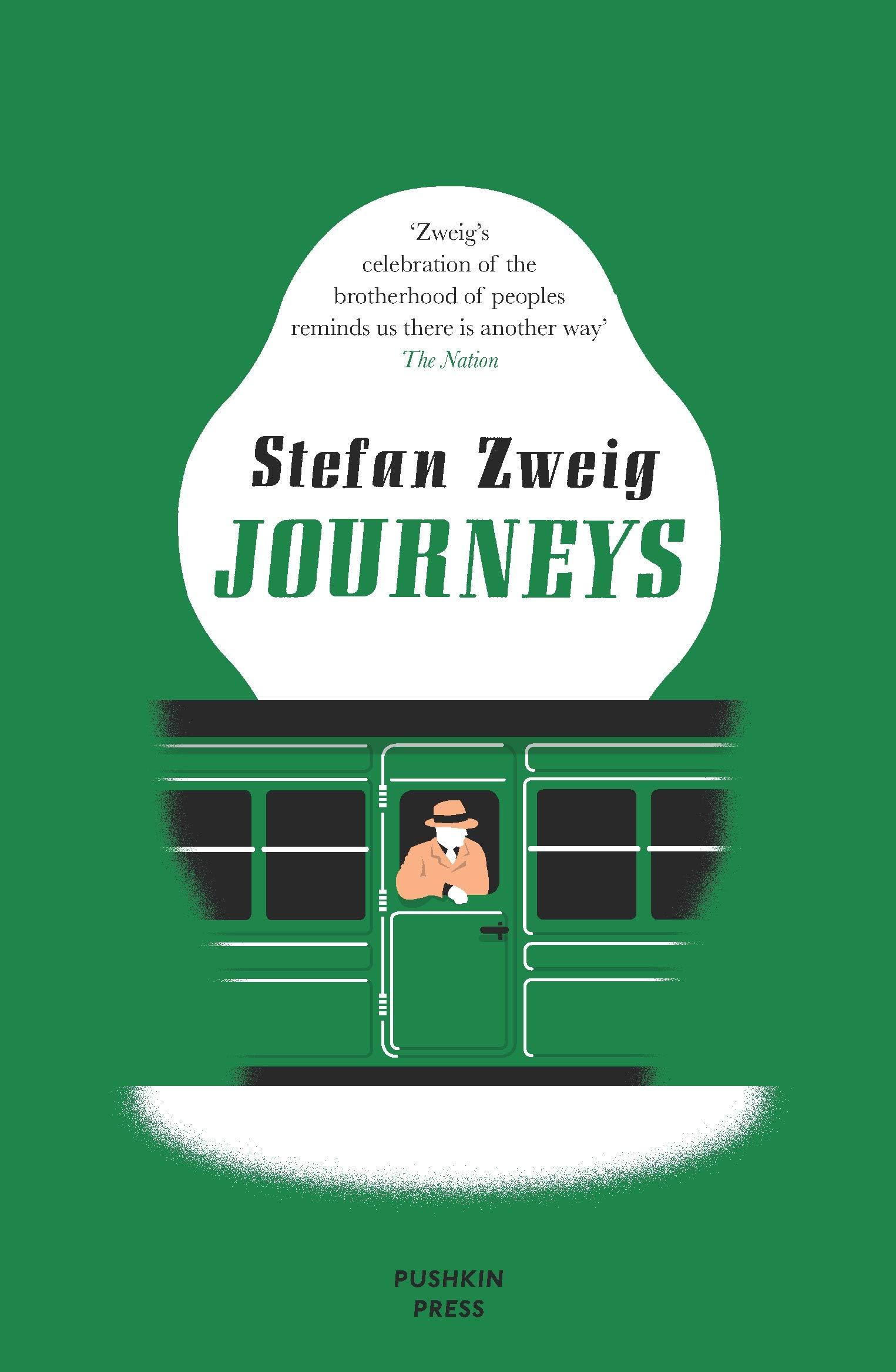 Zweig Journeys cover art