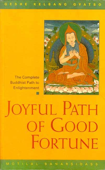 Kelsang Joyful Path cover art