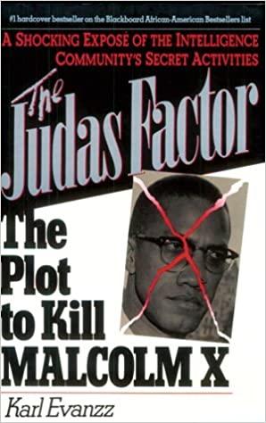 Evanzz Judas Factor cover art