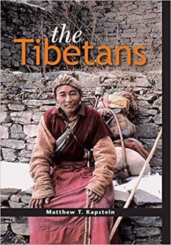 Kapstein Tibetans cover art