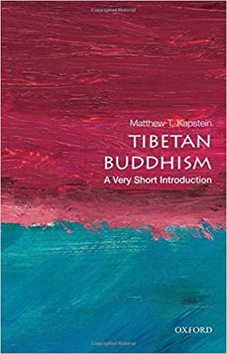 Kapstein Tibetan Very Short cover art