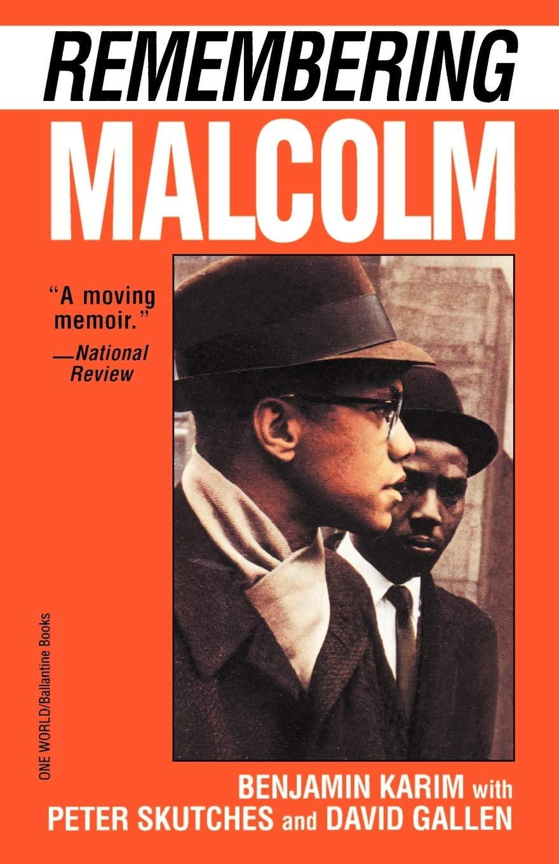 Karim Remembering Malcolm cover art