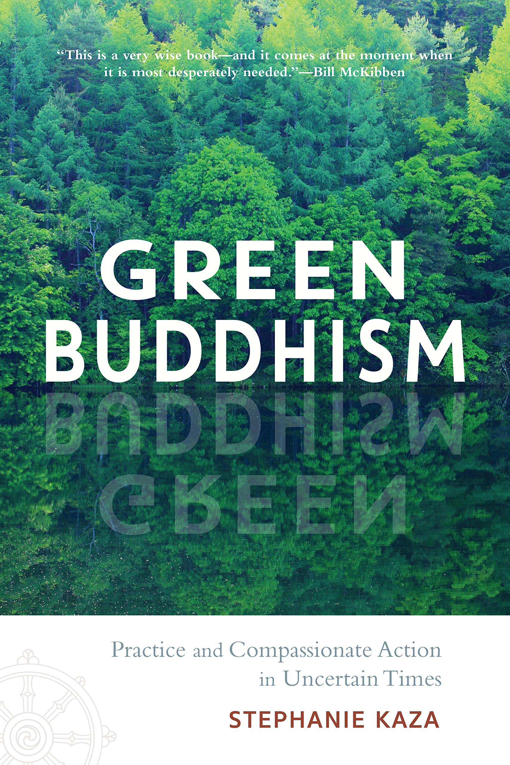 Kaza Green Buddhism cover art