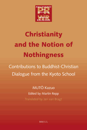 Muto Christianity Notion of Nothingness cover art
