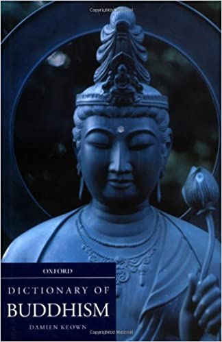 Keown Dictionary of Buddhism cover art