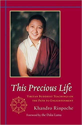 Khandro Precious Life cover art