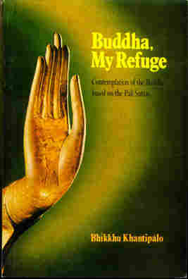 Khantipalo Buddha My Refuge cover art