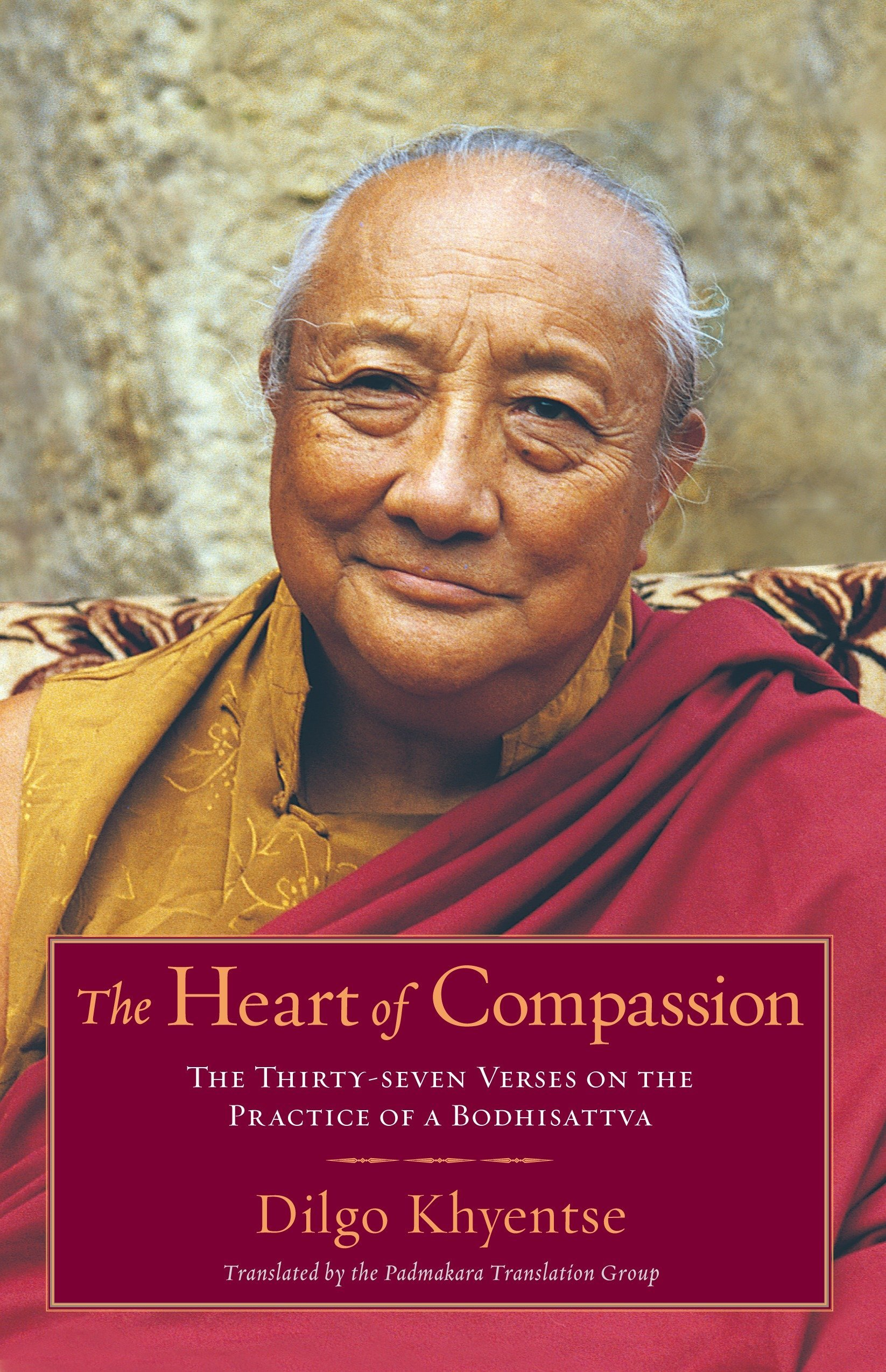 Dilgo Heart of Compassion cover art